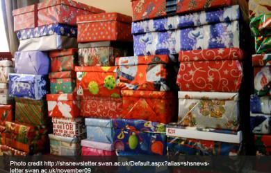 A&A Disposal Christmas Box