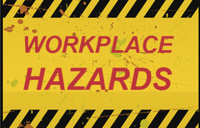 Demolition Workplace Hazard
