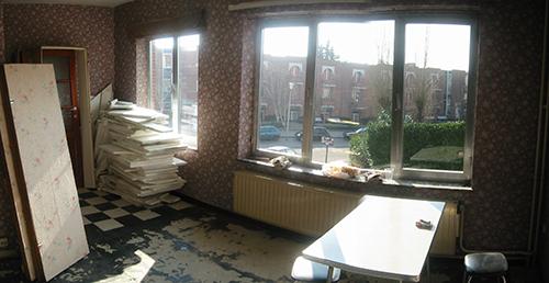 house renovation disposal Tips on a safe home renovation using Edmonton bin rentals